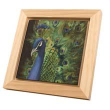 Natural Panel Floater Frame