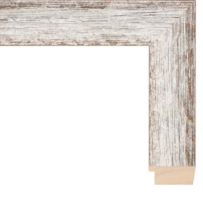 Shabby Chic Rustic Distressed Wood Effect Photo Picture Display Frame